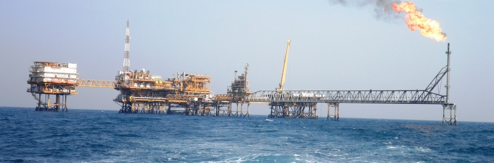 Aboozar - Nowrooz marine pipeline Tasdid local expertise and achievements in the Persian Gulf